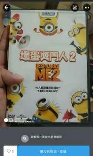 dvd九成新