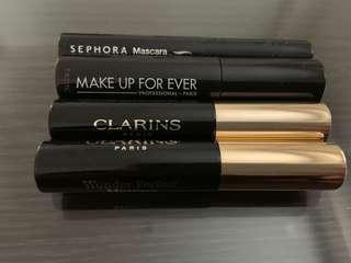Brand new clarins trial size mascara in black