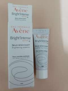 Avene Bright' Intense Essence 抗敏光感亮白精華