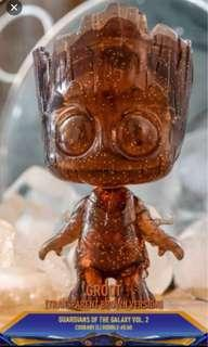 (New) Hot Toy Groot with Glitter 樹人