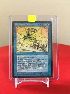 Magic the Gathering Illusions of Grandeur IceAge exp