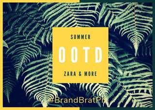 Summer Dresses, Tops, Swimsuit, Zara H&M and more!