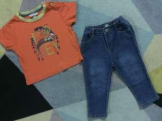 AUTHENTIC BABY PONEY SET