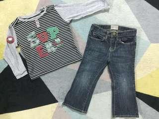 Original BabyGap Jeans Combo
