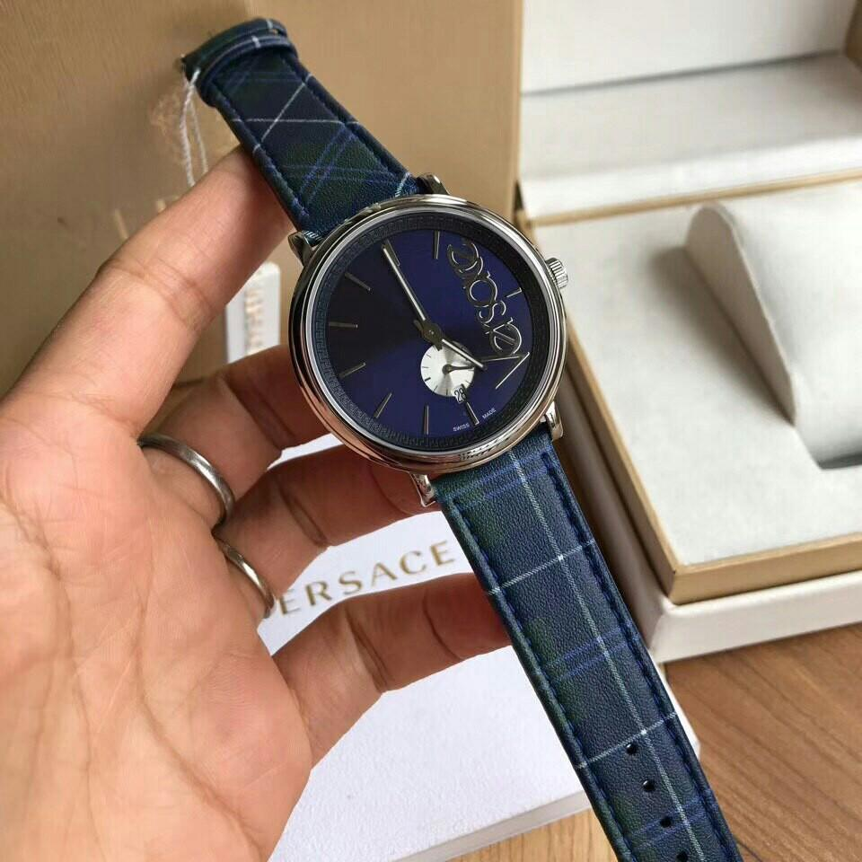 100% ORIGINAL Versace V-Circle The Clans Edition Unisex Watch (pre-order, deposit accepted)