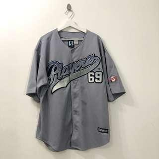 🚚 VINTAGE PLAYER 69 BASEBALL JERSEY