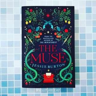 USED BOOK The Muse