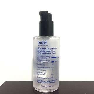 Belif 含生草保濕前導精華