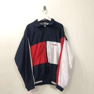 🚚 VINTAGE FUBU TRI COLOUR WINDBREAKER I