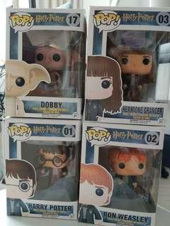 Harry Potter Funko Pop Characters
