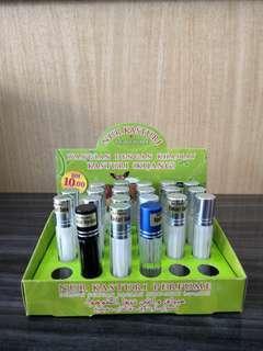 Perfume Kasturi Kijang / Minyak wangi Kasturi Kijang