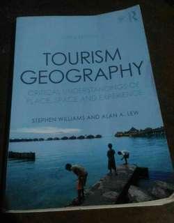 Buku Tourism Geography
