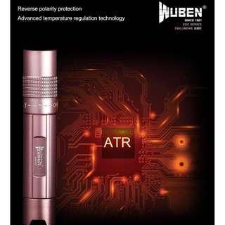 E501 WUBEN (150 Lumens) EDC flashlight Torch