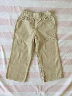 Corduroy Pants for Toddler
