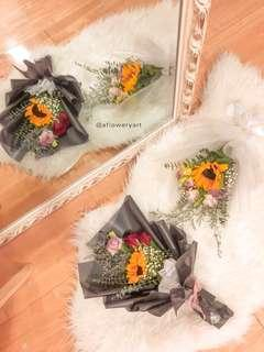 Graduation Flower Bouquet RM68 ONLY!