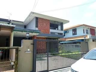2 Storey House For Rent (5bed 4bathroom)
