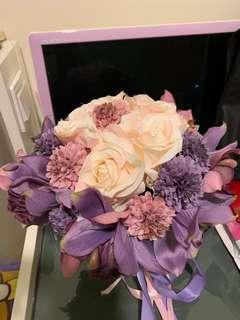 結婚花球/ 結婚物資/ pre wedding