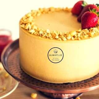 🚚 Cake - 'Lola's Originals - PB&J Cake'