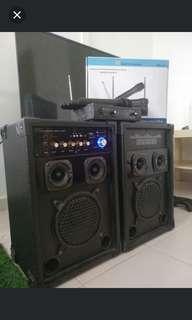 Audio karaoke (rental)