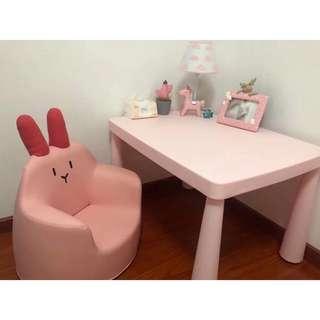 韓國款兒童沙發寶寶沙發卡通小沙發女孩公主咘咘同款小沙發椅