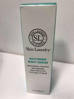 (行貨)Skin Laundry Restoring Night Serum