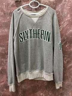 Harry Potter Slytherin Sweater (Bought in Harry Potter Studio Tour UK)
