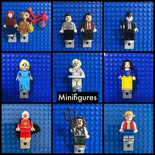 Movie/anime/cartoon character Minifigures