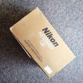 Nikon AF 250 SV Film Camera