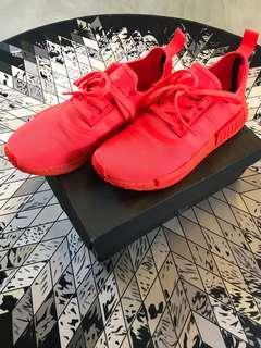 🚚 Adidas NMD R1 Solar Red