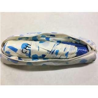 包順豐櫃 Tsumori Chisato 動物圖案雨傘套裝 手挽袋+雨傘 (有2層,下層放雨傘,上層作環保袋) 全新 最後一把