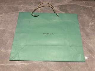 Tiffany Paper Bag - Big (36.5cm L x 29cm H)
