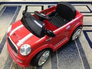 Kids Motored Car with Remote Controller