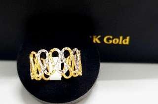 🚚 Gold Ring 916 instock