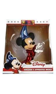 PO: Jada Metal Diecast Figs Mickey Mouse Sorceror's Apprentice