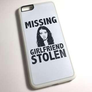 Stolen Girlfriends Club iPhone Case