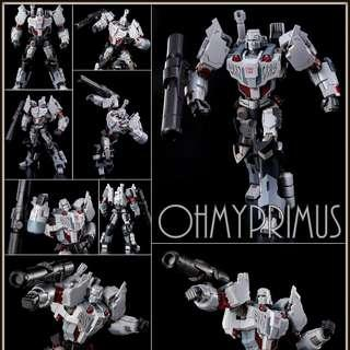 [Pre-order] Flame Toys Transformers Furai Model 06 IDW MTMTE Megatron (Autobot Version) - Model Kit (Official Hasbro Licensed Product)