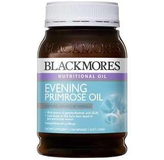 Blackmores Evening Primrose 1000mg 190 Capsules