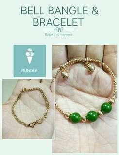 FS! Baby Bangle and Bracelet