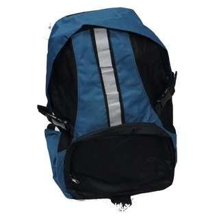 包順豐櫃 $70/個 $150/3個 超輕便行山深藍色 Dark Blue (圖1+2的顏色)雙拉鍊背包 行山旅行平時也合用 全新有包裝