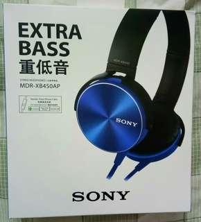 🚚 Sony Extra Bass Headphones (replica)