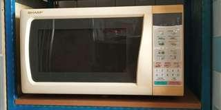 Sharp Microwave Oven R350D