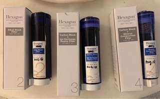 Hexagon Water Alkali Filter