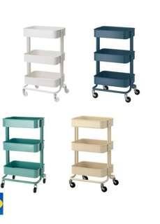 Ikea RASKOG trolley