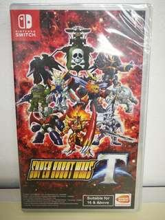 🚚 (Brans New) Nintendo Switch Super Robot Wars T (English and Chinese)