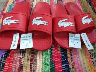 Lacoste🐊 Slippers