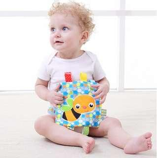🚚 🌟PM for price🌟 🍀6 Style Baby Comforting Soft Square Colorful Appease Towel🍀
