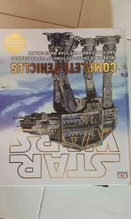 Star Wars complete Vehicles hardcover