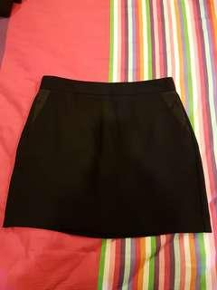 Mango short skirt