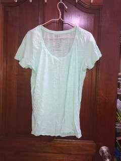 Cotton on mint green top