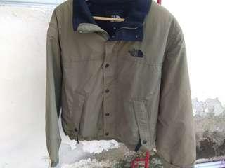 North face jaket